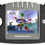 The Gizmondo, a gaming device you never played.
