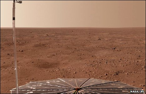 Is The Phoenix Mars Lander Still Alive?