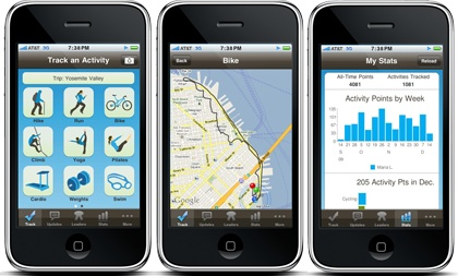 Skimble: The iPhone App That Tracks How Fat You Are