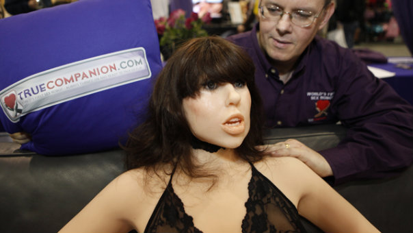 Sex Robot Created To Honor 9/11 Victim