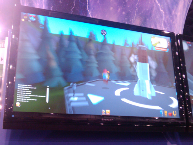 LEGO Universe Playable — And Fun — At CES