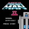 Mega Man 2 Title Screen