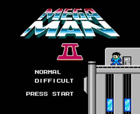 Mega Man's Newest Enemy: Illiteracy Man!
