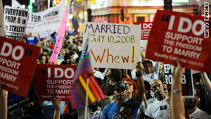 Gay Marriage Trial To Be Shown On Youtube