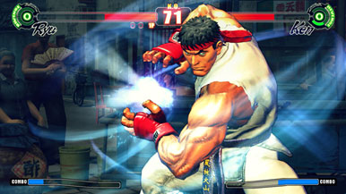 Street Fighter 4 Kicks Its Way Onto iPhone, iPod Touch