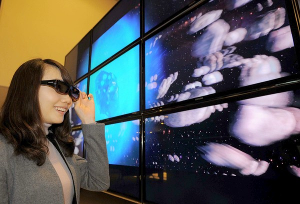 3D Televisions Finally On Sale