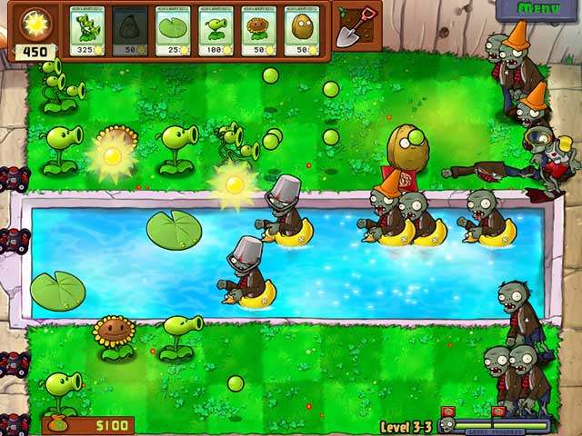 Plants vs. Zombies. 9 Days. $1 Million Dollars.
