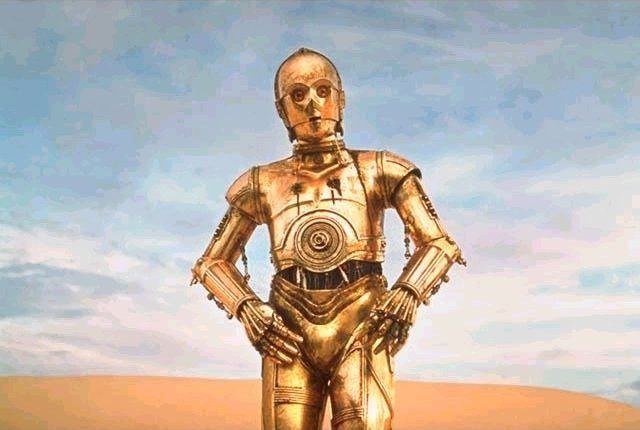 Darpa Looks To Build Real Life C3PO
