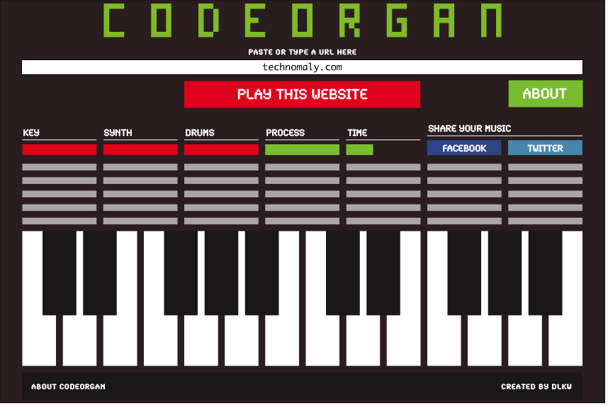 CODEORGAN Turns Web Sites Into Techno