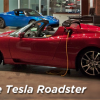 Now Leasing The Tesla Roadster