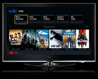 Walmart To Use Vudu On Netflix