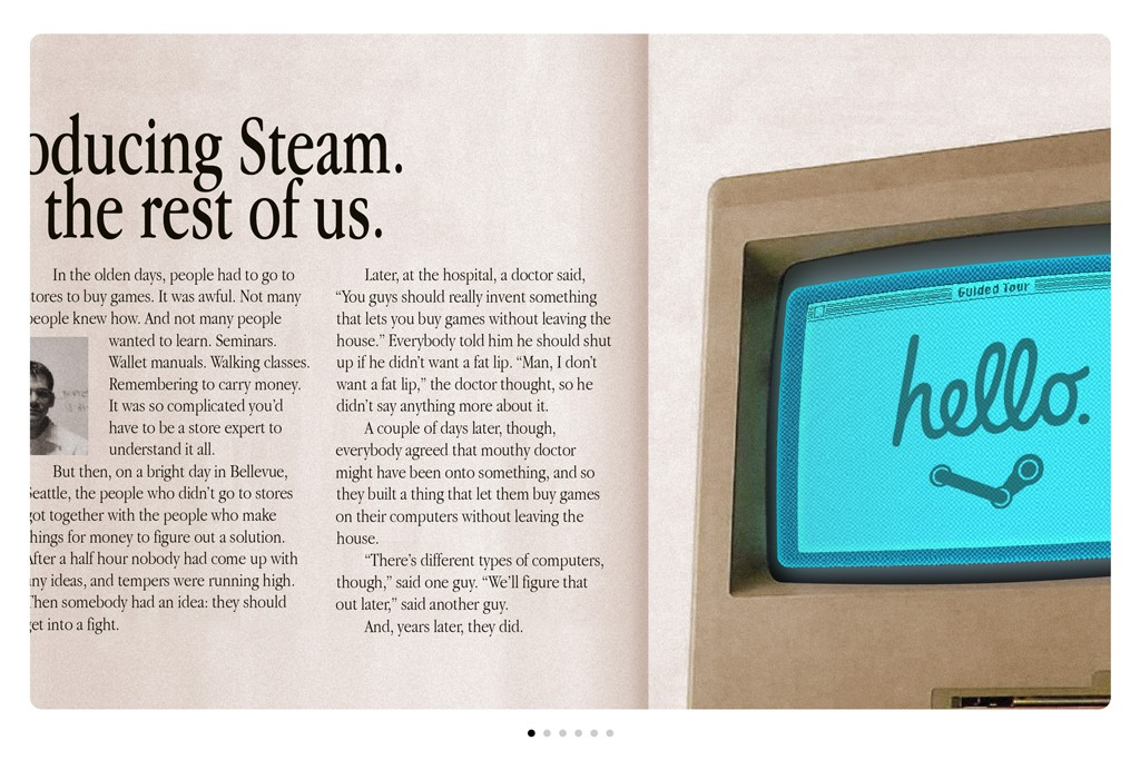 steam mac teaser image hello
