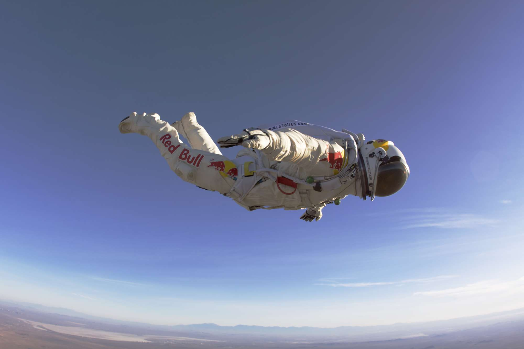 Skydiver Aims To Break The Sound Barrier, Not Die