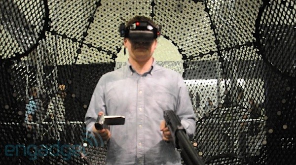 Virtual Reality Sphere Not Cool, But Could Be