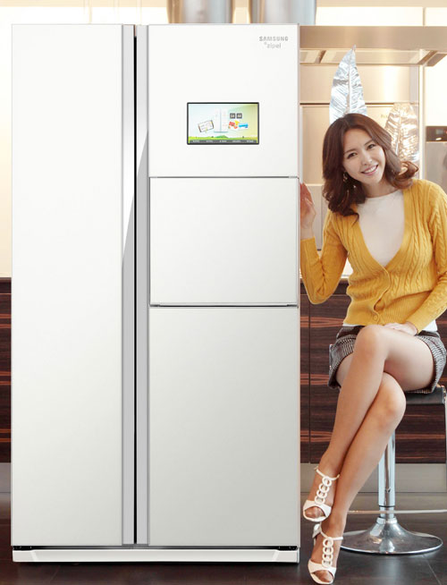Finally: Fridge With Wi-Fi Access Released
