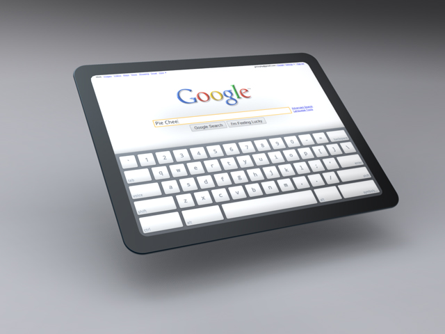 Google Tablet Operating In 'Stealth Mode'