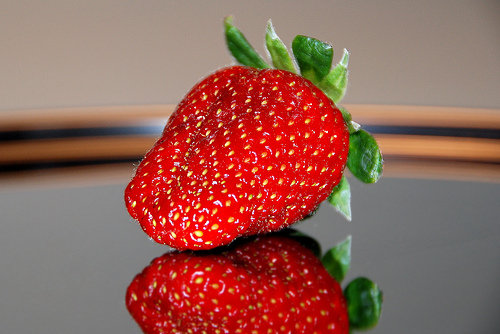 Why Are Space Strawberries A Thing We're Talking About?