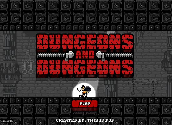 Flash Friday: Dungeons & Dungeons