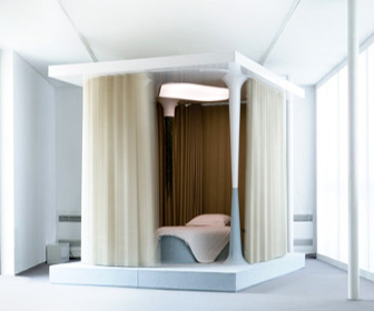 Techy Bed Lulls You To Sleep With Science