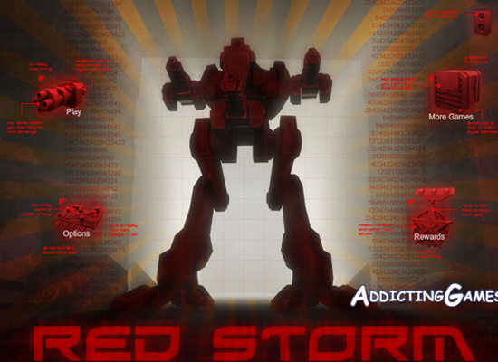 Flash Friday: Red Storm 2