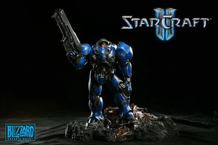 Starcraft 2 Release Date: July 27th